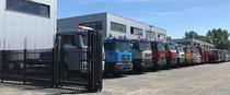 Trgovačka stranica Haverhoek Trucks B.V.