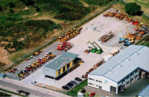 Trgovačka stranica RÜKO GmbH Baumaschinen