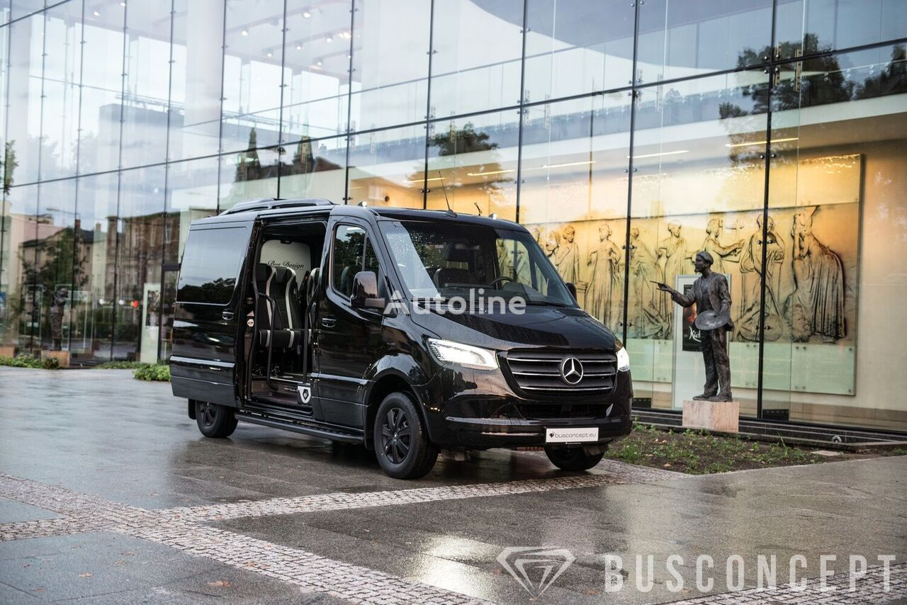 novi MERCEDES-BENZ Sprinter 319 Taxi +Lift / Full Car CoC kombi minibus