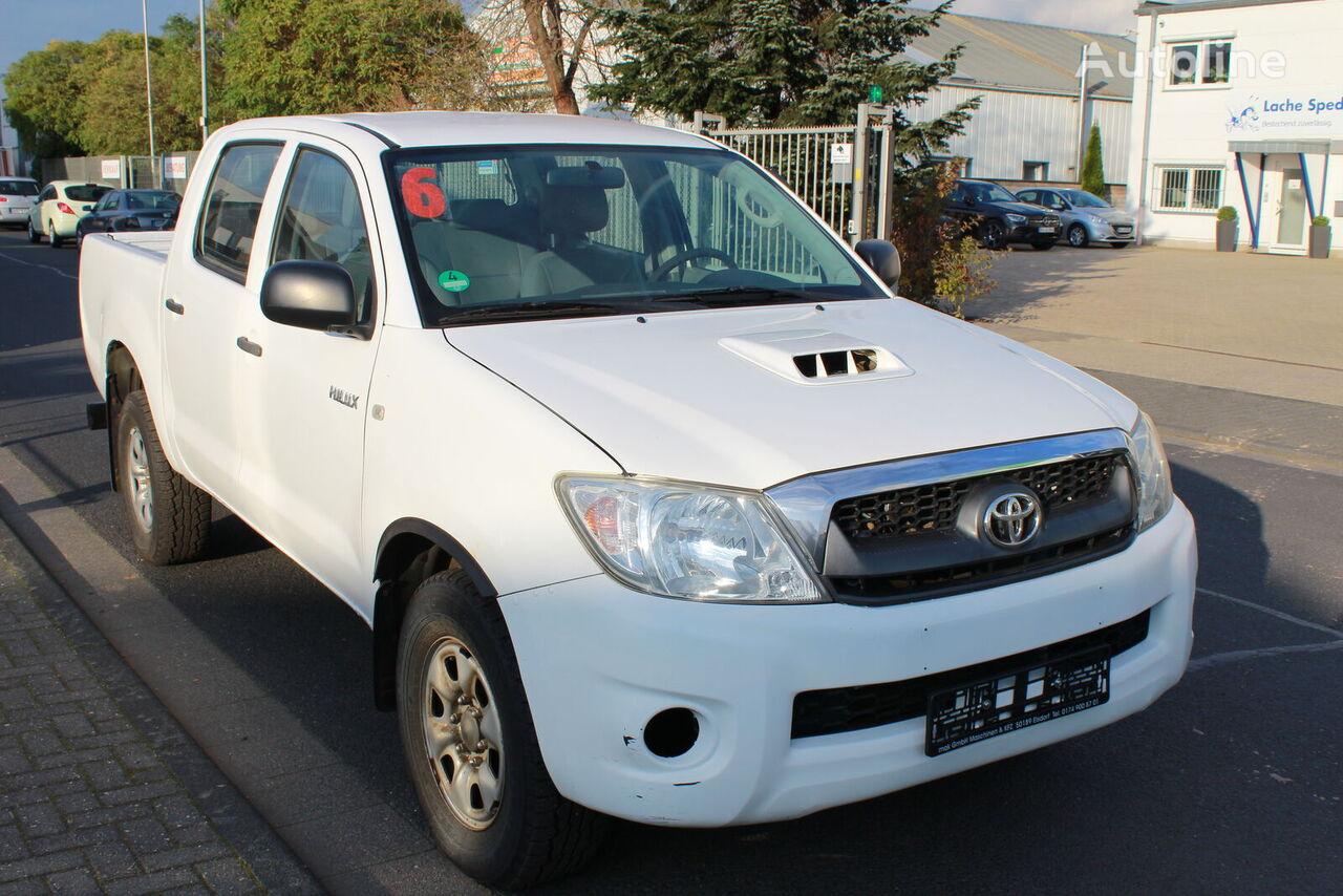 TOYOTA Hilux 4x4 Double Cab Klima AC VAT MwSt ausweisbar pikap