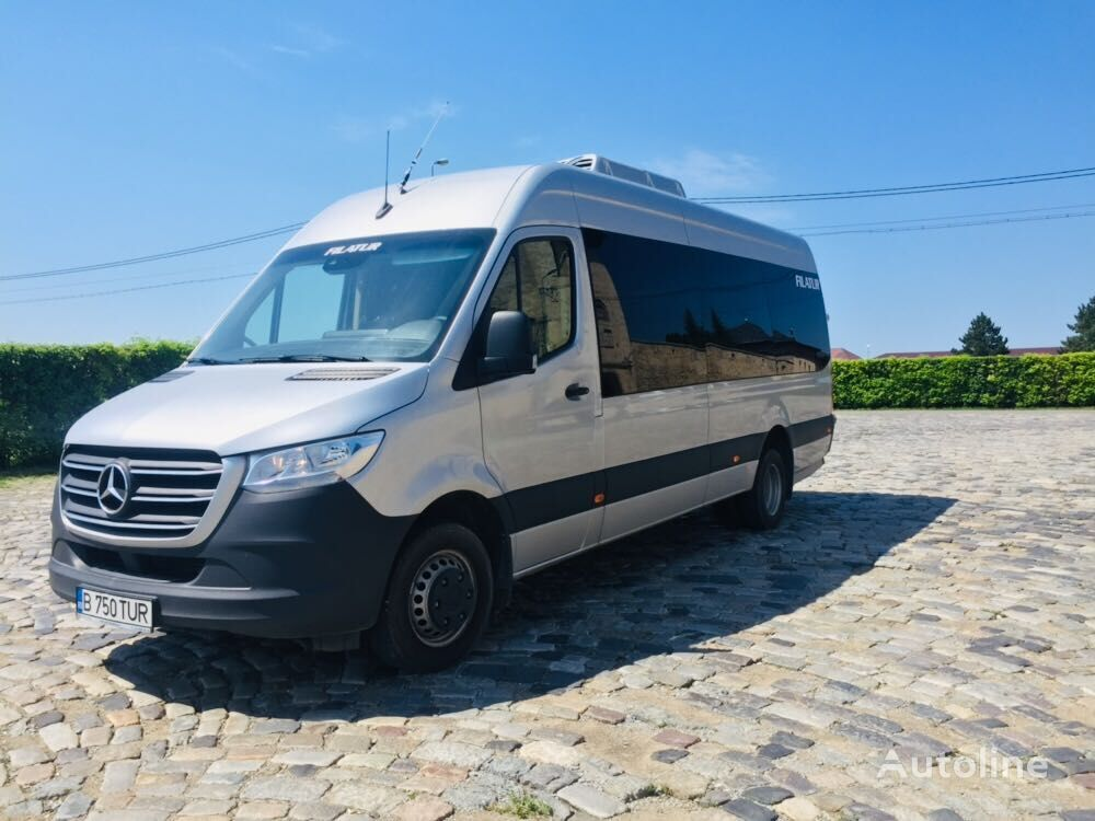 MERCEDES-BENZ Sprinter 516 putnički minibus