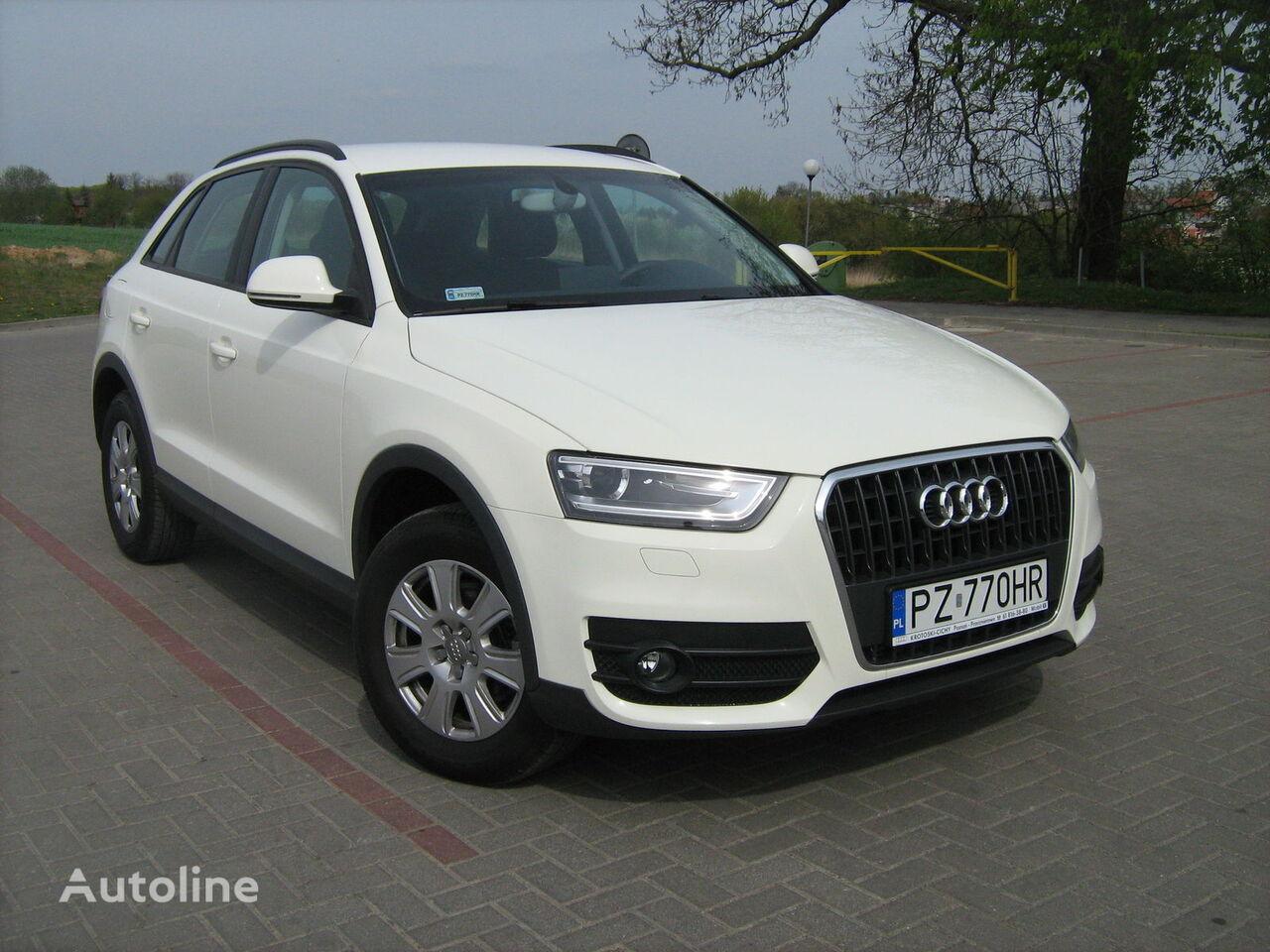 Audi Q3 terenac