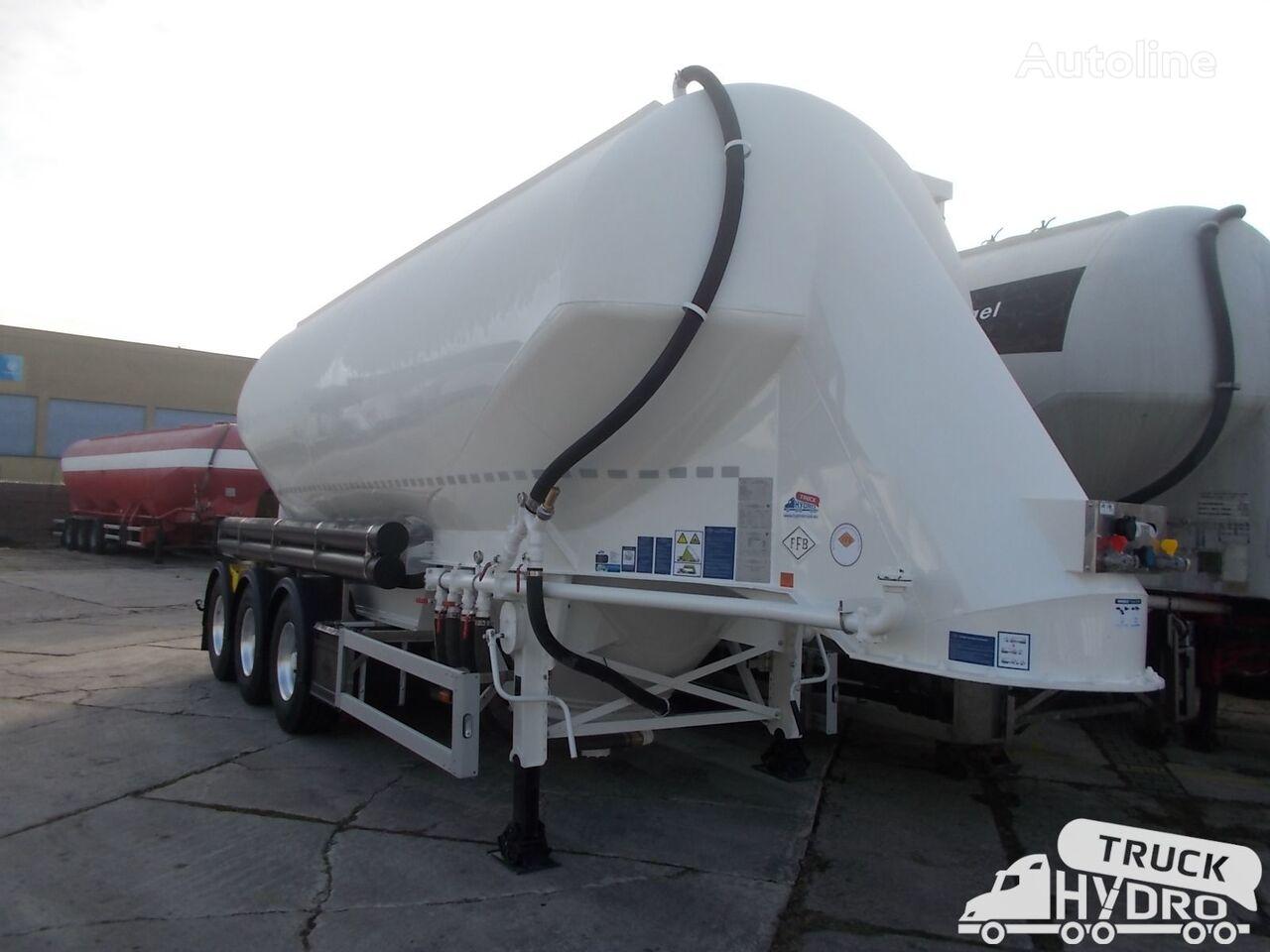 FELDBINDER EUT 37.3  cisterna silos
