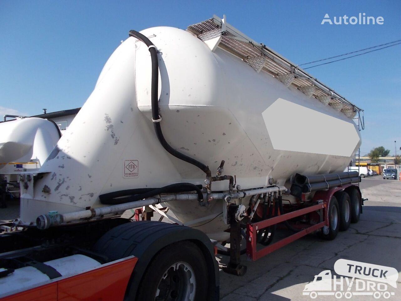 FELDBINDER EUT 45.3   cisterna silos
