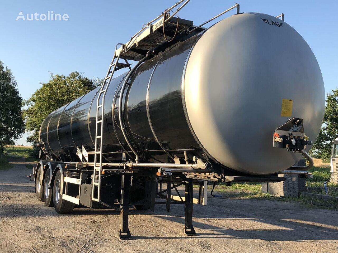 LAG 0-3-39 T cisterna za bitumen