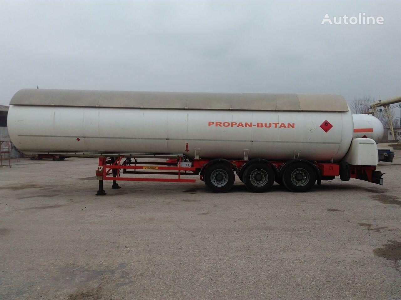 ACERBI OMT 307 cisterna za gas
