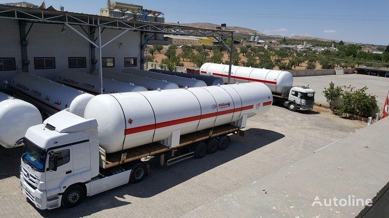 nova DOĞUMAK 115 M3 LPG STORAGE cisterna za gas