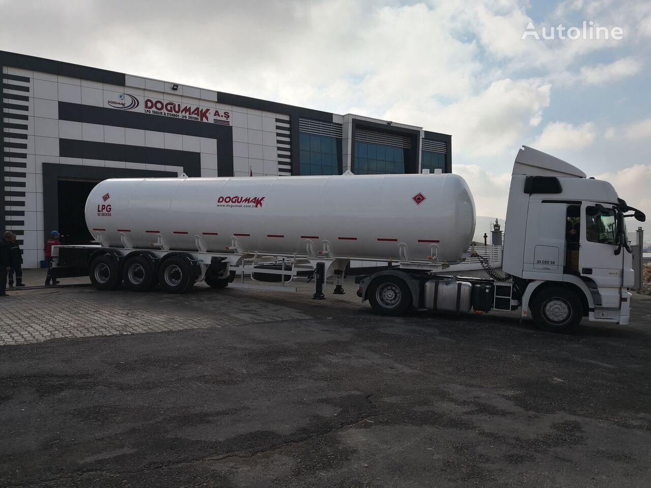 nova DOĞUMAK LPG 42CBM cisterna za gas