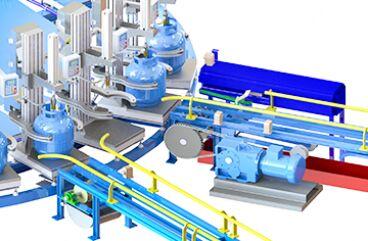 nova LPG Filling Carousels cisterna za gas