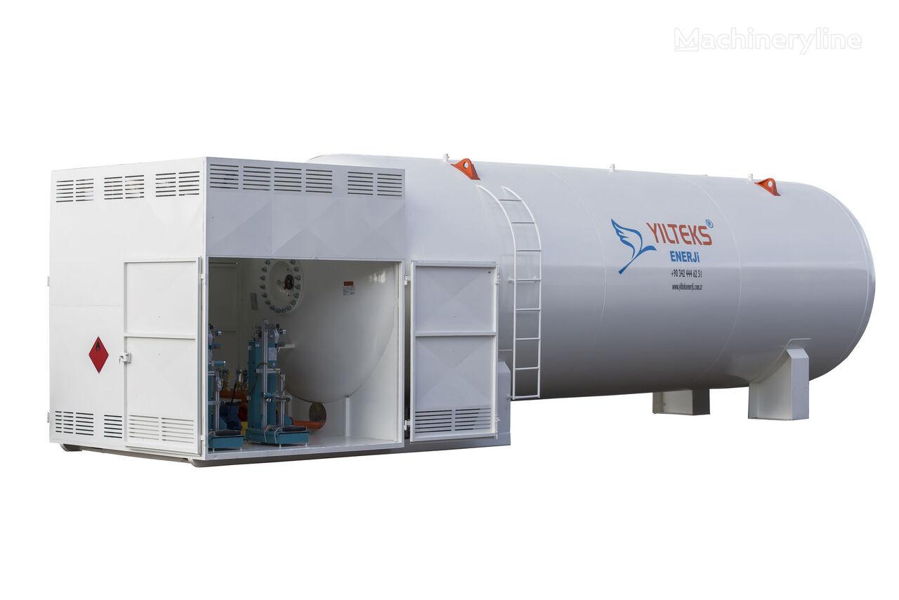 nova YILTEKS LPG Skid Tank cisterna za gas