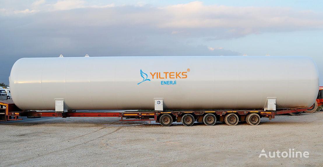 nova YILTEKS Lpg Storage Tank 180m3 cisterna za gas