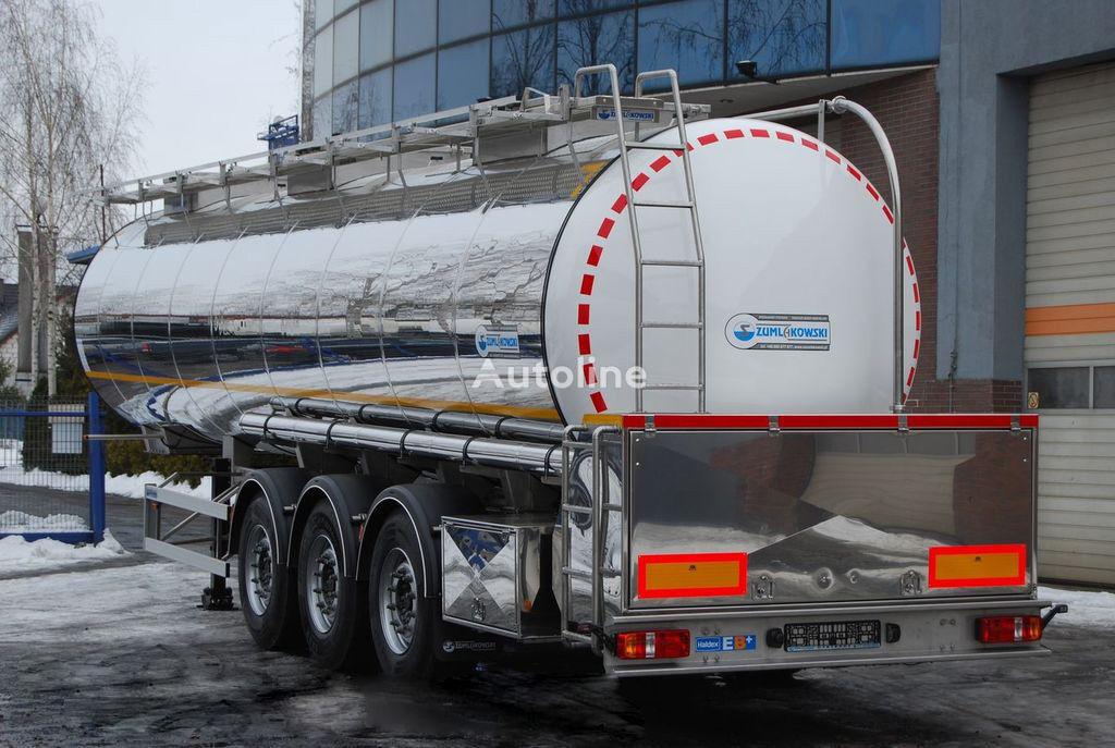 nova SZUMLAKOWSKI NCSZ 32/3, PUMP, WEBASTO cisterna za prevoz hrane