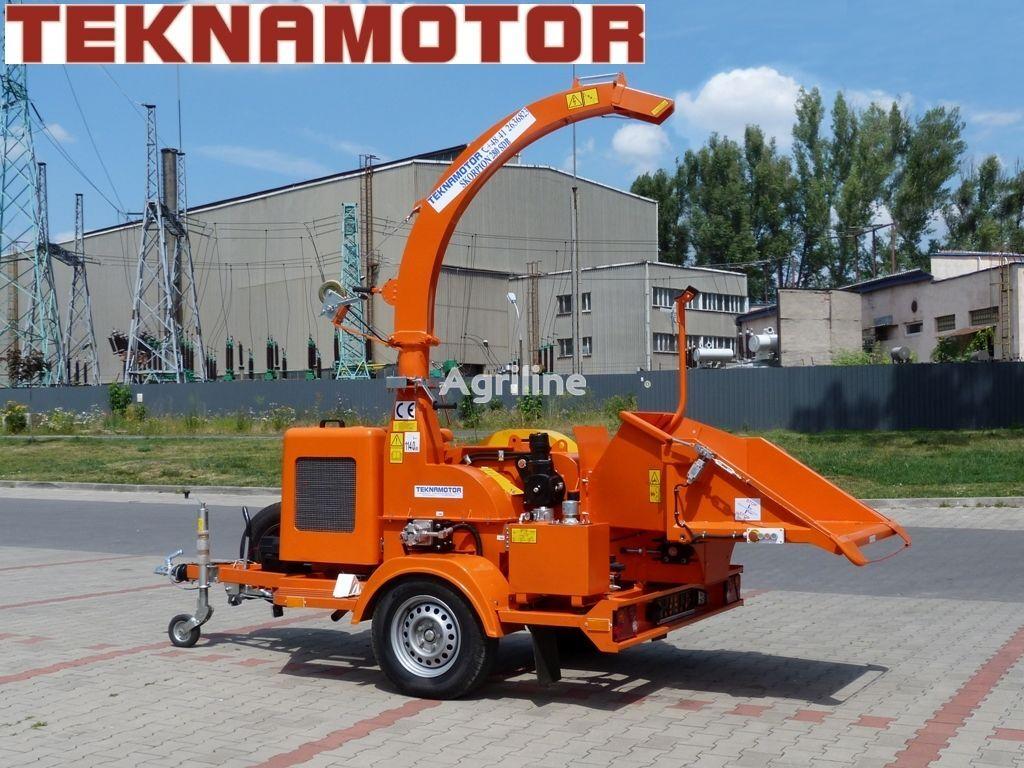 nova Skorpion 280 SDB drobilica za drvo