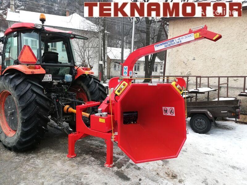 nova TEKNAMOTOR Skorpion 160 R drobilica za drvo