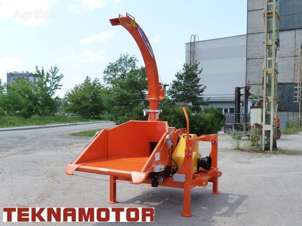 nova TEKNAMOTOR Skorpion 280 RB drobilica za drvo