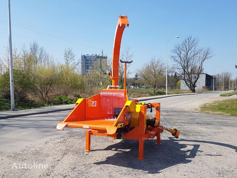 nova TEKNAMOTOR Skorpion 280 RBG drobilica za drvo