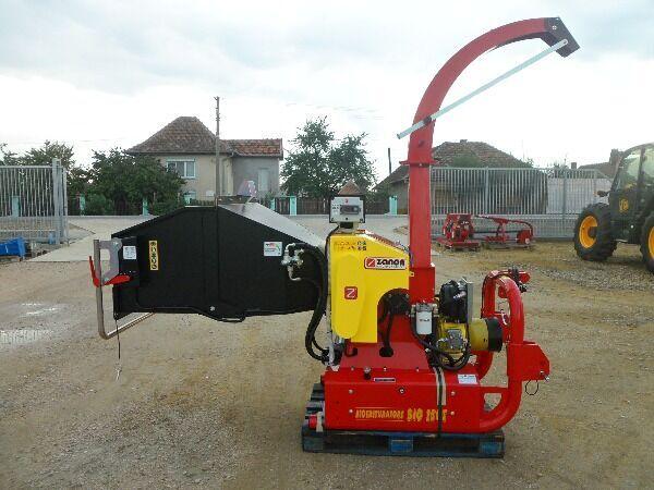 nova Zanon BIO 150-T NOU drobilica za drvo