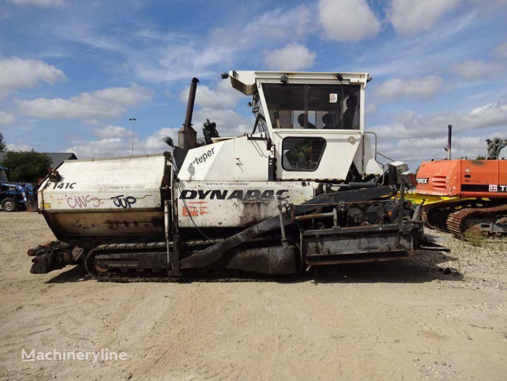 DYNAPAC F 141 C asfaltni finišer guseničar