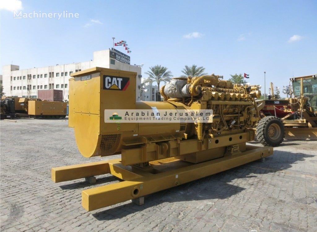 novi CATERPILLAR 3516-2150 (ID: 18586) diesel generator