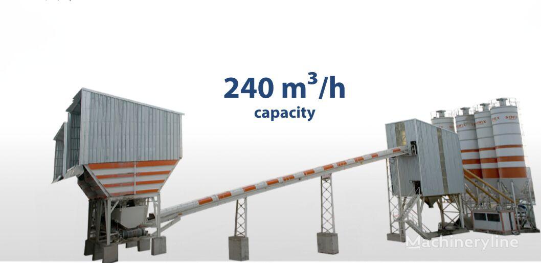 nova SEMIX Stationary   fabrika betona
