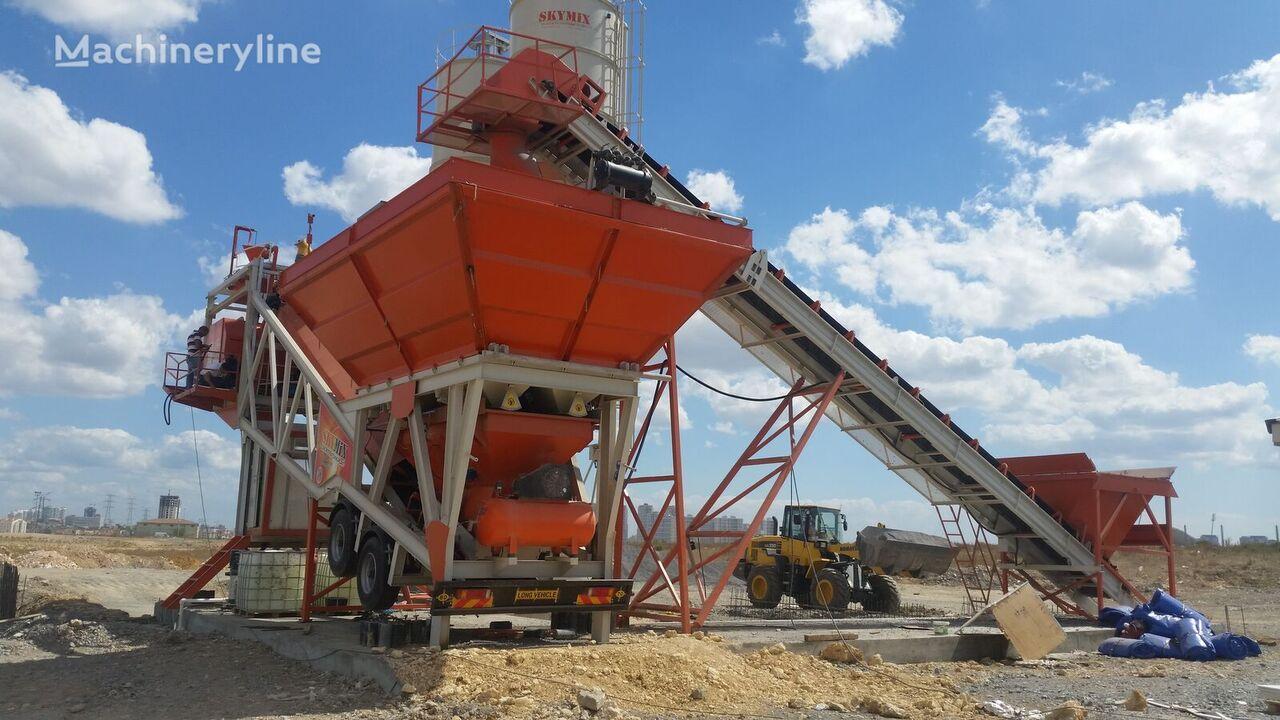nova SKYMIX SKY 100MS fabrika betona
