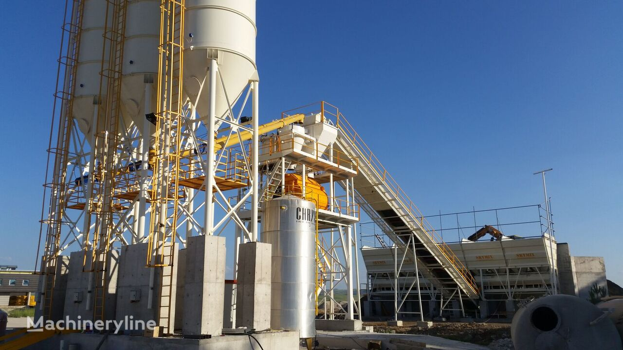 nova SKYMIX SKY130S fabrika betona