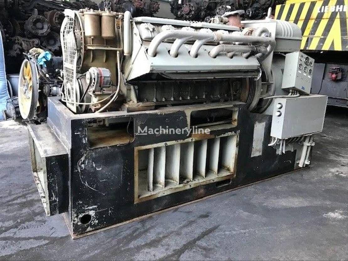 DIV. DYNAF 175 KVA GENERATOR generator