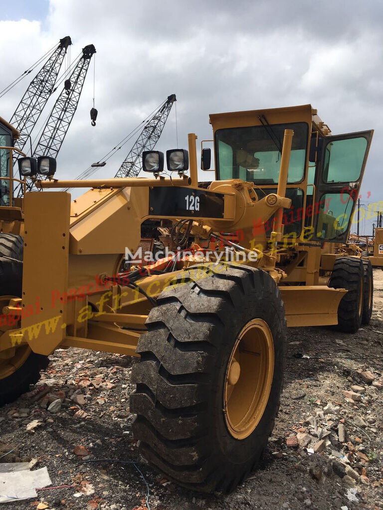 CATERPILLAR 12G  grejder