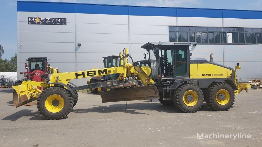 HBM-NOBAS BG 190 TA-S grejder