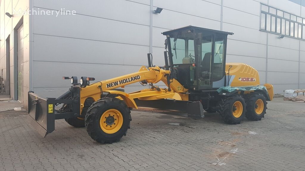 NEW HOLLAND F 106.6 A grejder