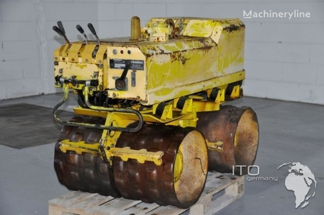 RAMMAX Grabenwalze Rw1403 kompaktor