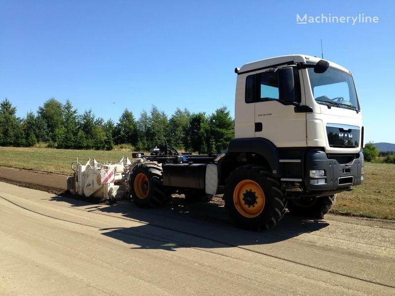 MAN TGS 18.480 BB 4x4 mašina za reciklažu asfalta