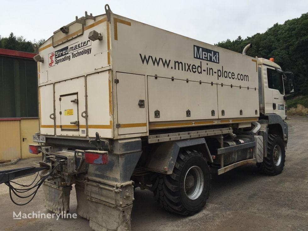 WIRTGEN Streumaster SW12MC mašina za reciklažu asfalta