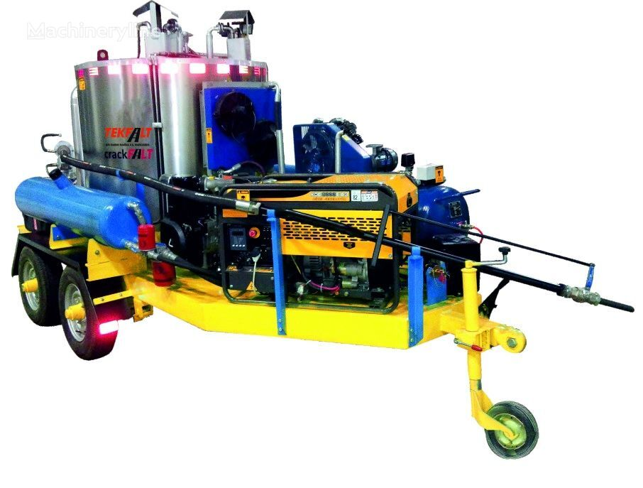 nova MARINI CrackFALT mašina za zalivanje pukotina