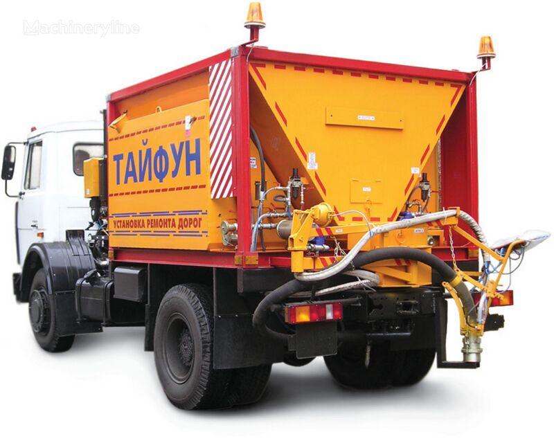 nova MAZ Tayfun Patcher Patcher  mašina za zalivanje pukotina