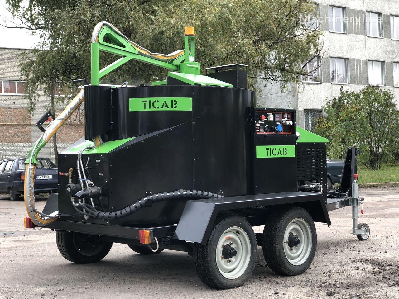 nova UN ASPHALT CRACK SEALING BPM-500 mašina za zalivanje pukotina