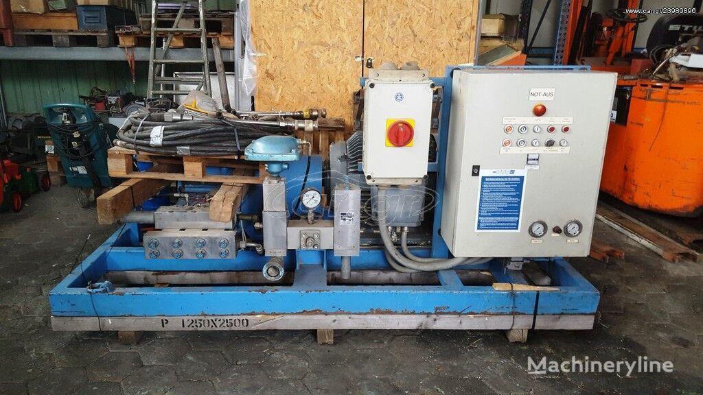BUCHEN high pressure pump 800 BAR motorna pumpa
