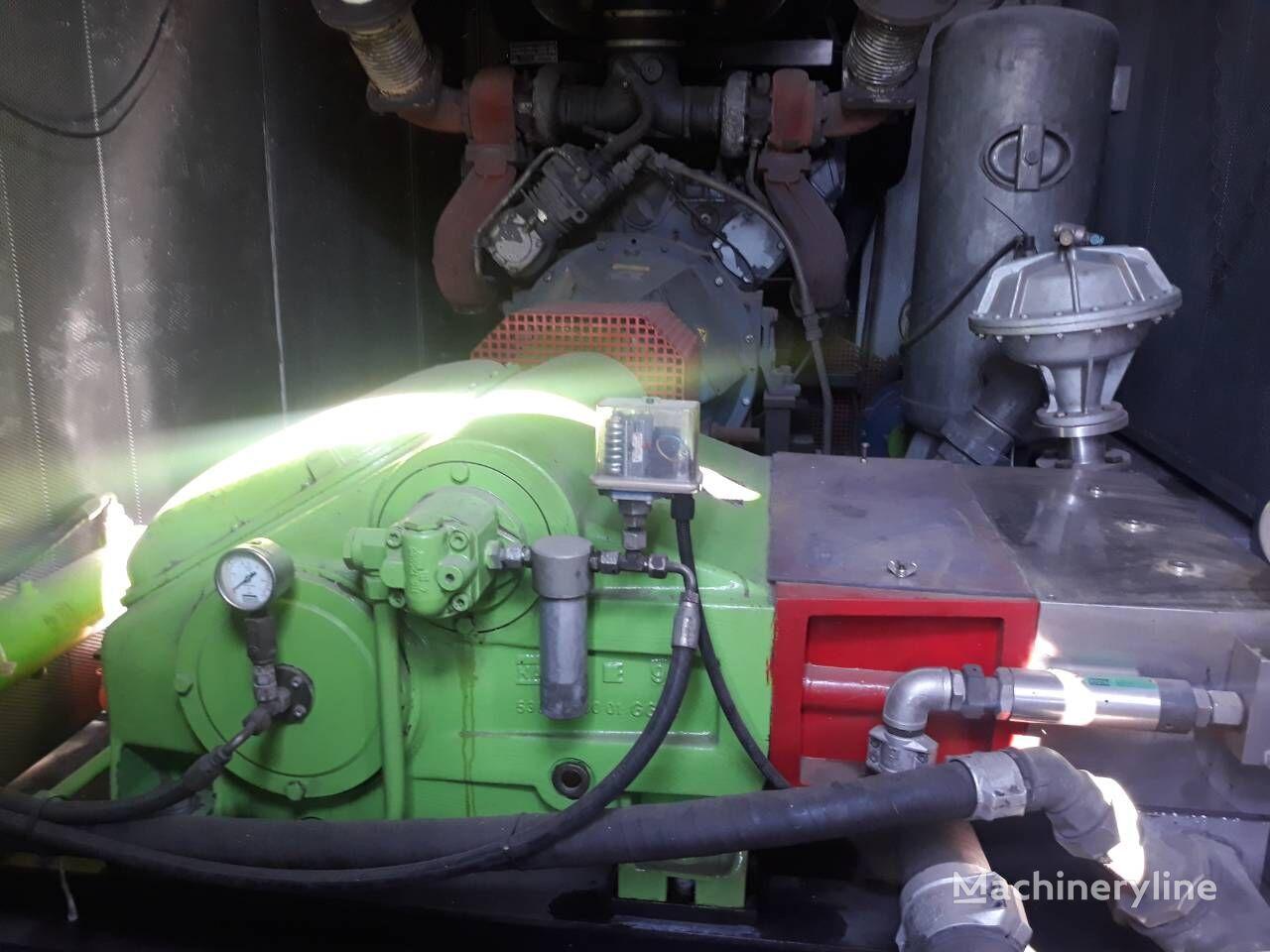 DEUTZ KAMAT K40036 1100 BAR motorna pumpa