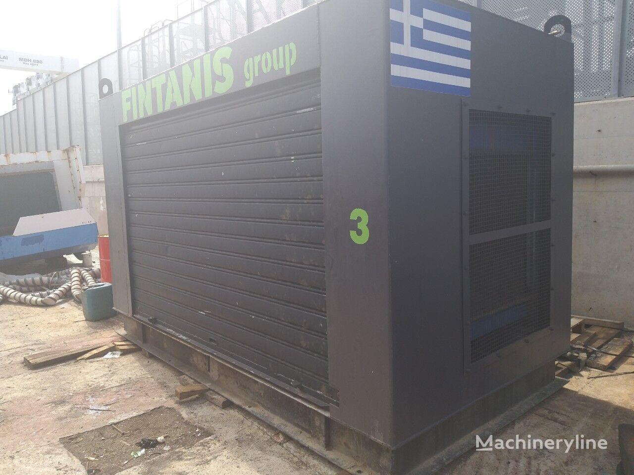 SCANIA KAMAT K 22036 A 750 BAR motorna pumpa