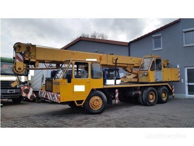 LIEBHERR Mobilkran LT1025-25t-Allrad 33 m 2x Seilwinde Kranwagen pokretna dizalica