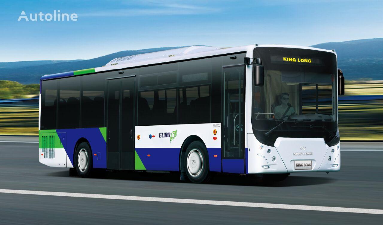 novi KING LONG B10 gradski autobus