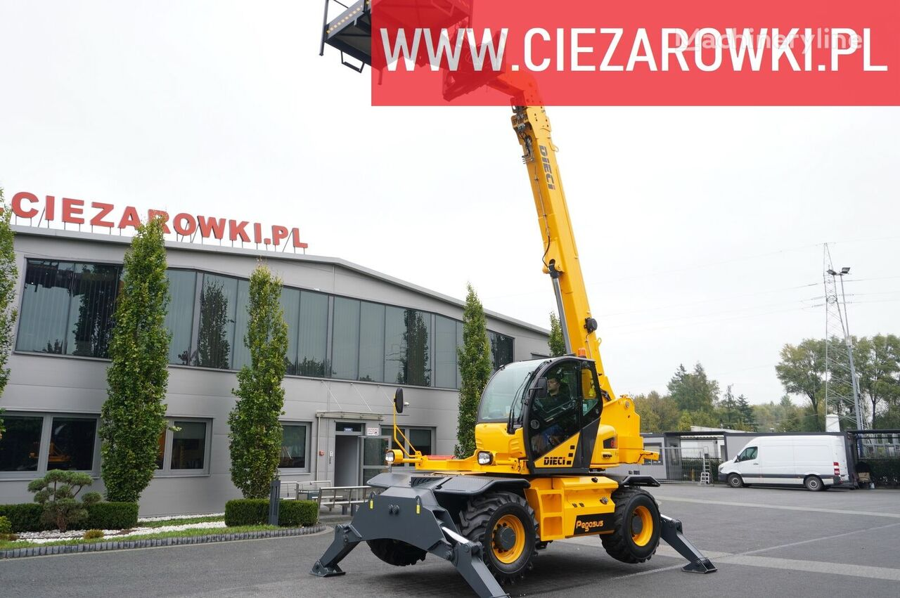 DIECI  ROTO  60.16 / 3.000 MTH  / max 6,000kg - 15,7m + basket auto dizalica s korpom