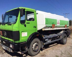 MERCEDES-BENZ SK 1622 4x2 full steel 14000 L diesel tanker autocisterna za gorivo