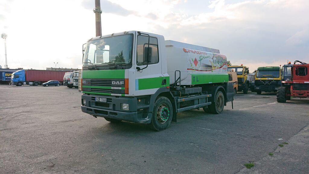 DAF 85  autocisterna za gorivo