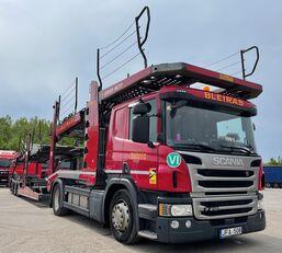 SCANIA P410 N320 ROLFO TVF autotransporter