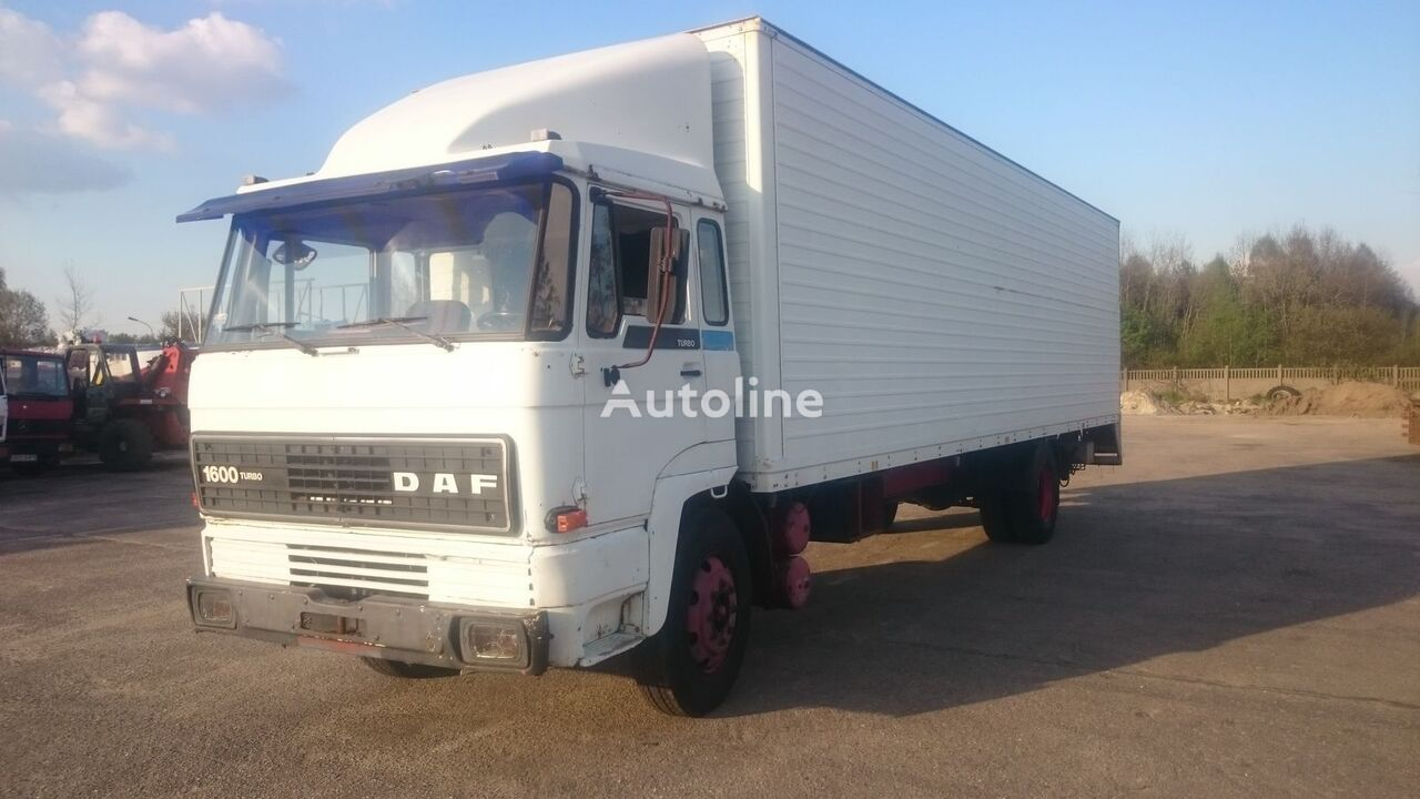 DAF 1600 izotermni kamion