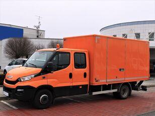 IVECO Daily 125kW, topení, záruka, servis izotermni kamion
