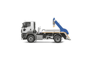 novi HİDRO-MAK kamion autopodizač kontejnera