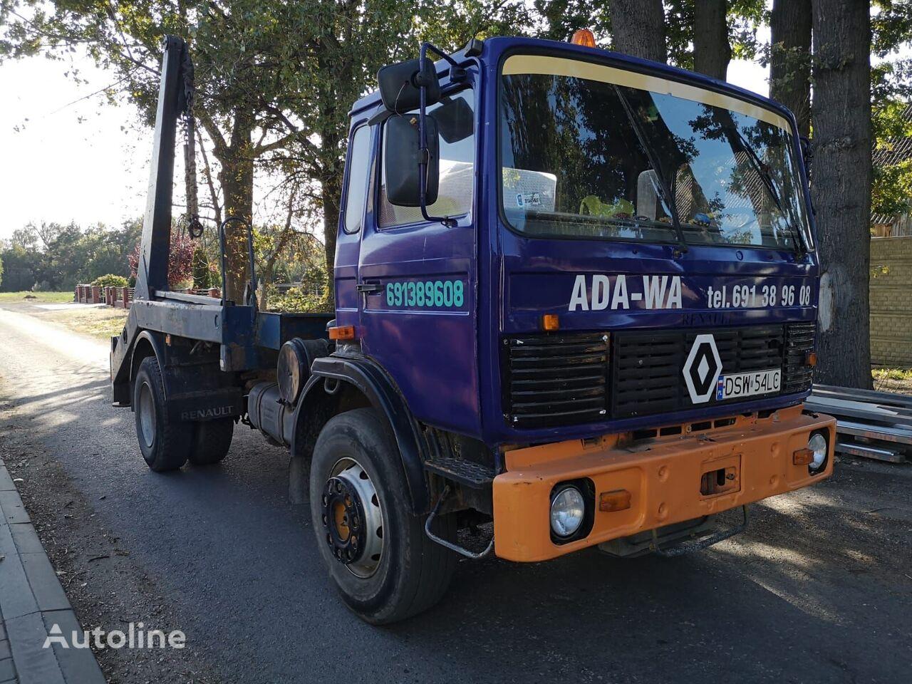 RENAULT G230 kamion autopodizač kontejnera