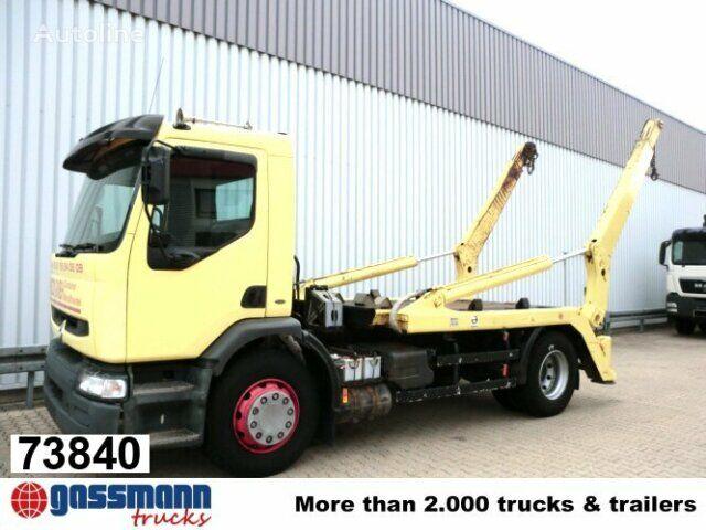 RENAULT Premium / 250 / kamion autopodizač kontejnera